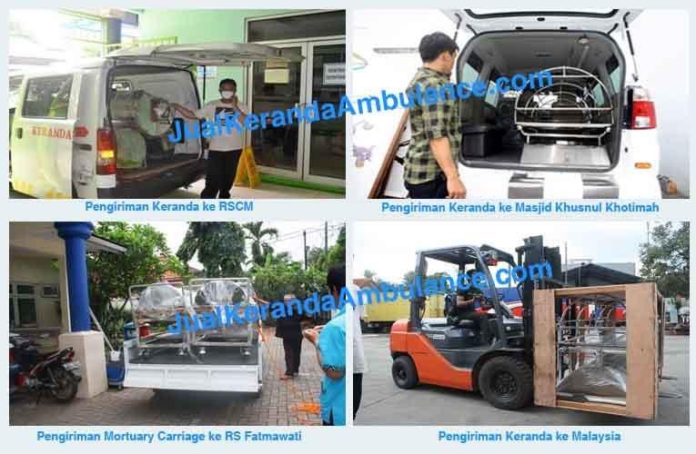 mortuary carriage Bangka Belitung, keranda jenazah rumah sakit Bangka Belitung