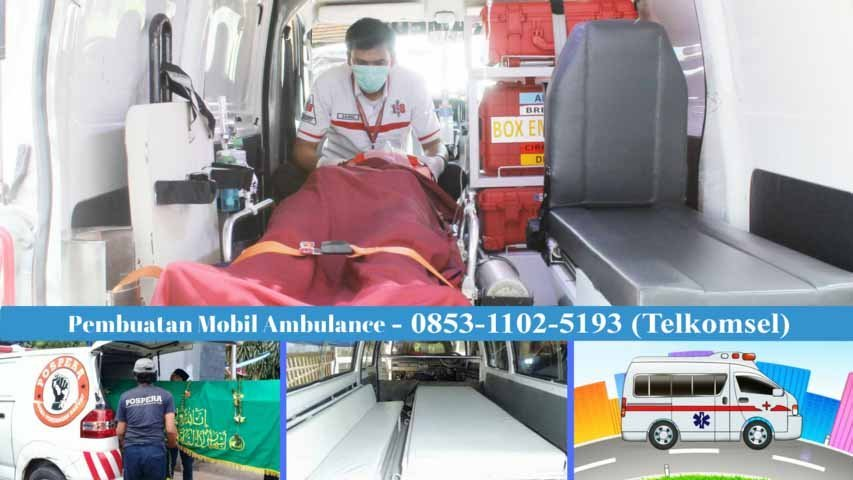 karoseri ambulance Sawah Besar