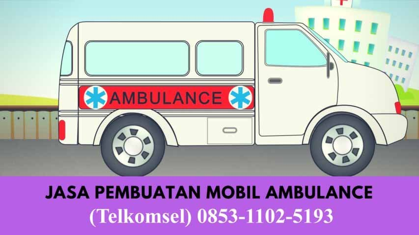 karoseri ambulance Tanjung Priok