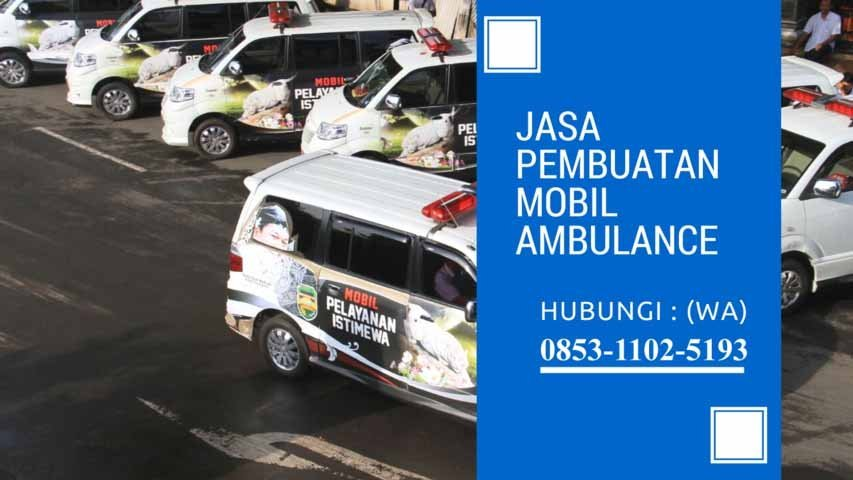 karoseri ambulance Batuceper