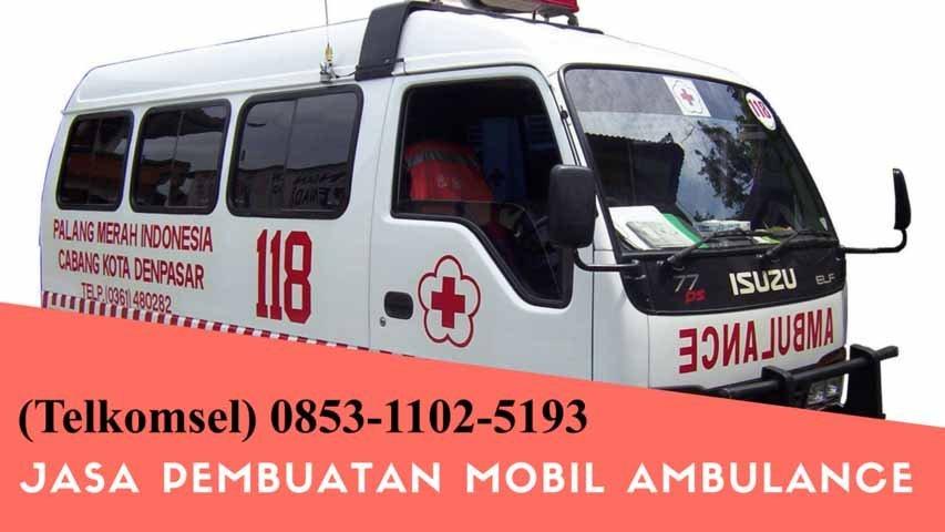 karoseri ambulance Pondok Gede