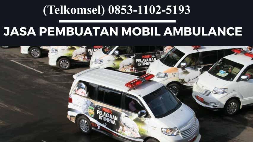 karoseri ambulance Periuk